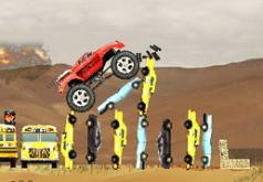 Игры Monster Truck Nitro