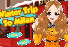 Игра Зимнее путешествие в Милан