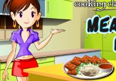Игры кухня сары страшные сласти