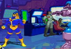 Игры марвел супергерои драки