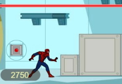 Игры Человек паук Приключение будущего