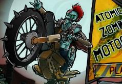 Игра Атомный Мотокросс Зомби
