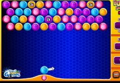 игра стрелять шариками на весь экран