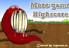 Игры червяк убийца