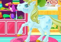 Игры Салон пони