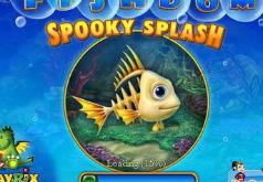 Игры Дом для рыбки Жуткий Всплеск