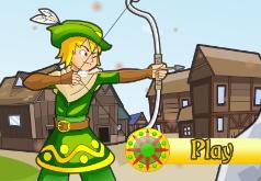 Игры средневековый лучник