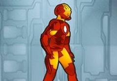 игры майнкрафт железный человек