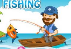 Игры Занимательная рыбалка