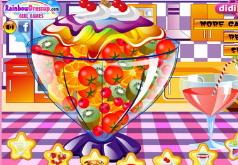 Игры Summer Fruit Salad Games