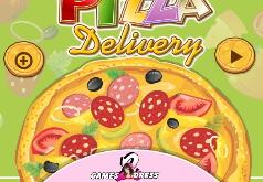 Игры Диана готовит пиццу