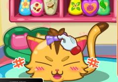 игра живой котенок