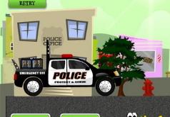 игры джипы полиция