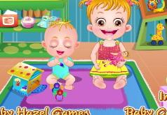 игры малышка хейзел и ее брат