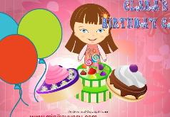 Игра День рождения Клары