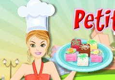 игры папины пирожные
