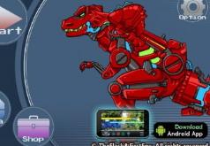 игры динозавры роботы драки