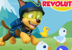 игра летучий щенячий патруль