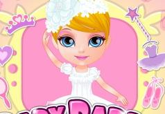 Игры Малышка Барби Балерина
