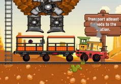 Игра Товарный поезд