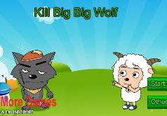 Игра Убей Большого Большого Волка