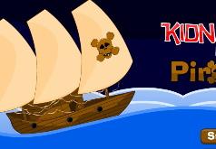 Игры Похищенный пиратами