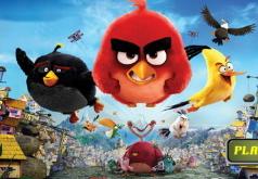 Игра Злые птицы в кино Скрытие фрагменты
