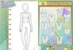 Игры Модная студия Сафари