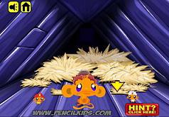 игры счастливая обезьянка дракон