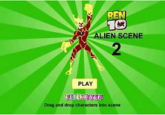 Игры Бен10 Пришельцы в городе часть 2