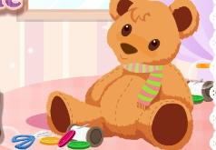 Игры Шьем Медвежонка Тедди