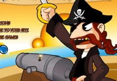 Игры пиратская пушка