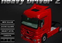 Игры Тяжёлый грузовик 2