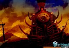 Игры Поезда Дикого Запада