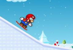 игры марио сноубордист