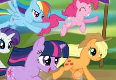 Игры Пони ходилки часть 2