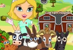 игры ветеринарная клиника для лошадей на ферме