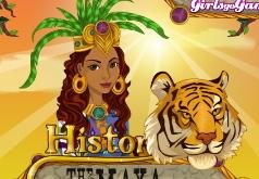 Игра Майя Одеяния Цивилизации