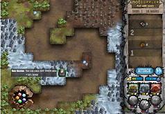 Игра Защита Башни: Проклятое Сокровище 1