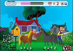 игра конный клуб моя лошадка