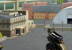 Игры снайперы на крыше