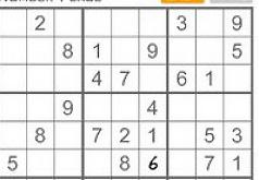 Игры Логические Судоку