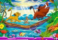 игры король лев найди алфавит