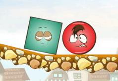 Игры Красный шар для детей