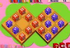 Игра Перемешай кубики