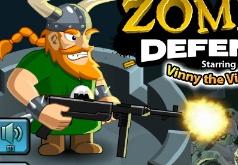 игры анти зомби обороны