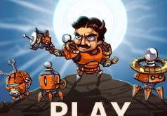 Игры Тесла Война Напряжений