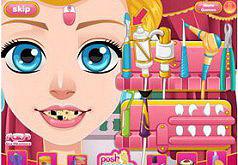 Игра Золушка в Стоматолога