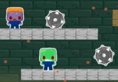 игры подземные зомби