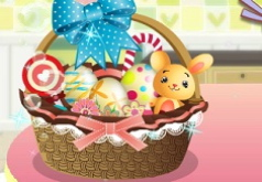 игры готовим еду пасхальные яйца